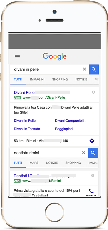 Mobile Marketing Adwords