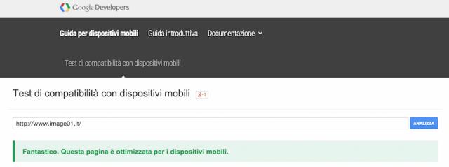 21 Aprile 2015 – I siti web DEVONO essere Mobile Friendly