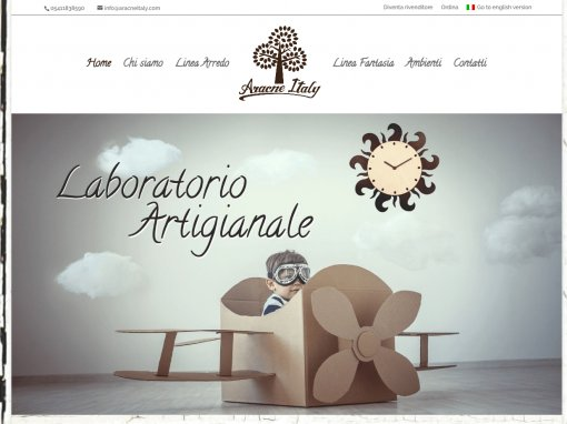 Catalogo on-line Aracne Italy