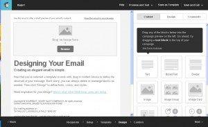 Creare Template e Newsletter con Mailchimp