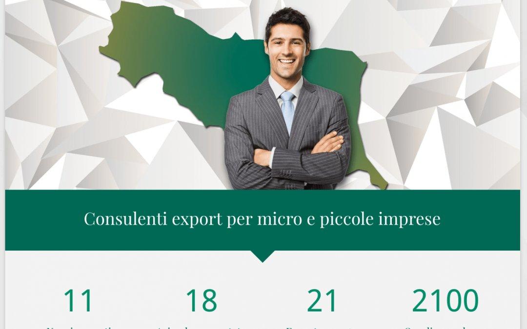 Pro Export – sito internet