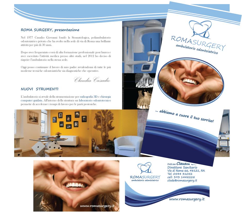 roma surgery grafiche